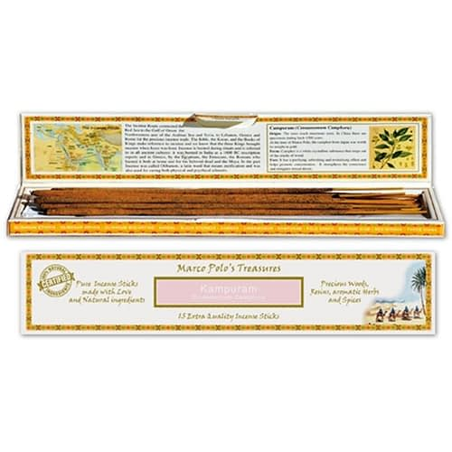Marco Polo's Treasures incense
