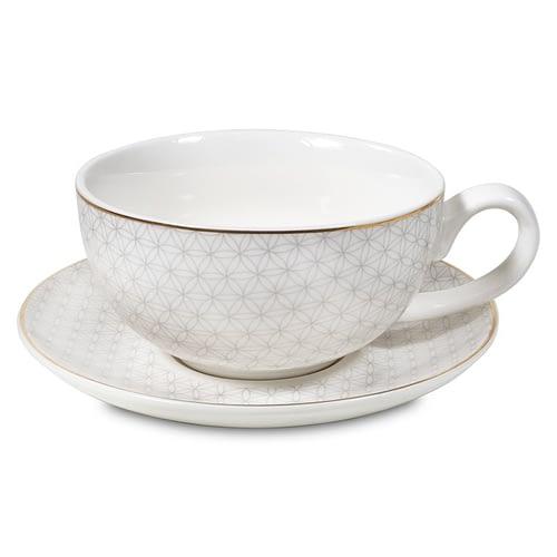 Tea for One Blume des lebens