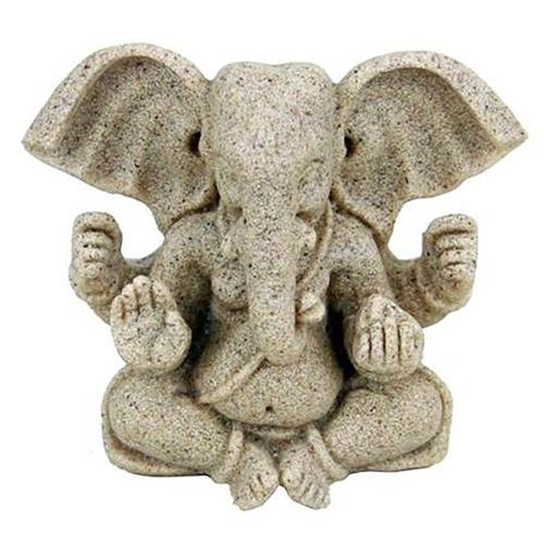 Ganesh statuette sable